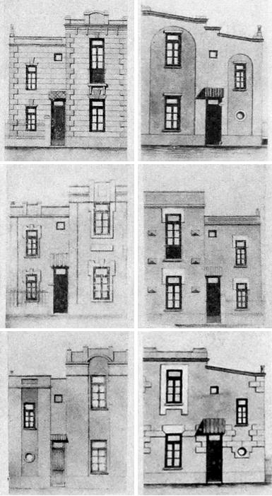 Housing for the Masses, Compañía de Construcciones Modernas, CCM