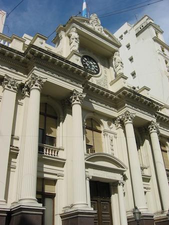 Argentina, Buenos Aires, Banco Central