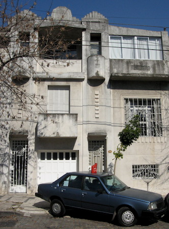 Buenos Aires, Art Deco, barrial, architecture, arquitectura