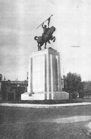 Buenos Aires, Caballito, El Cid Campeador, Anna Hyatt Huntington
