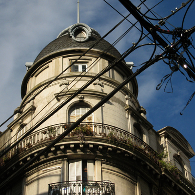 Buenos Aires, Once, Balvanera, dome, cúpula