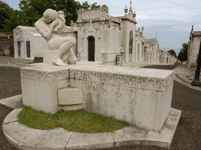 Lisboa, Cemitério do Alto de São João, Art Deco