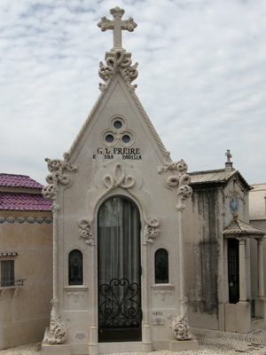 Lisboa, Cemitério do Alto de São João