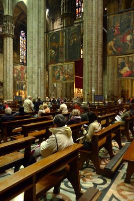 Milan, Milano, Duomo