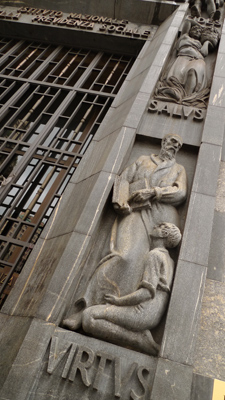 Milan, Milano, architecture, Art Deco