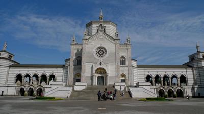 Milan, Milano, Cimitero Monumentale