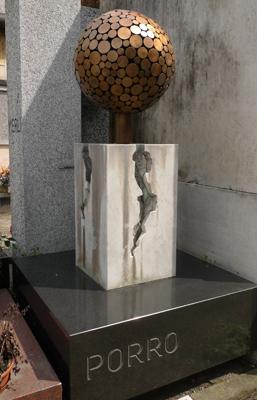 Porro, Milano, Cemitero Monumentale
