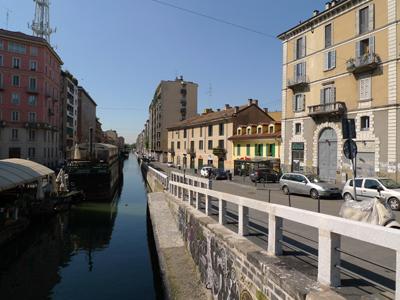 Milan, Milano, Navigli