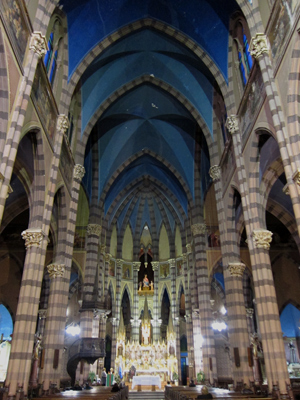 Argentina, Córdoba, Iglesia de los Capuchinos