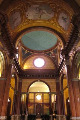 Argentina, Córdoba, Iglesia del Buen Pastor