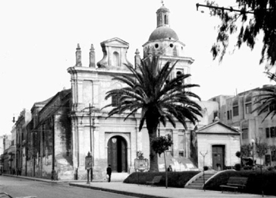 Argentina, Córdoba, Iglesia de San Roque