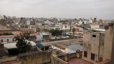 Argentina, Córdoba, city view