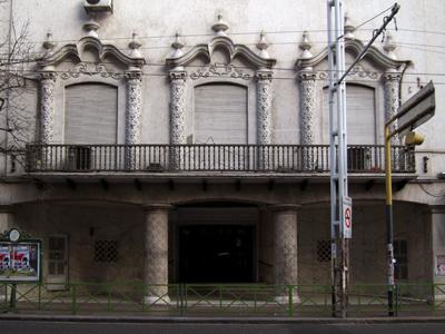Argentina, Córdoba, Jockey Club, Jaime Roca