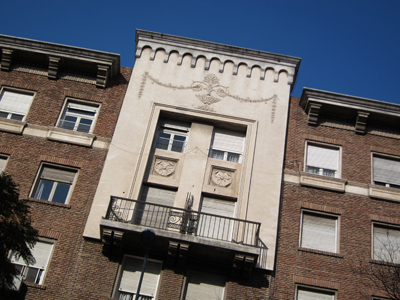 Argentina, Córdoba, architecture