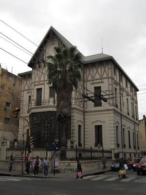 Argentina, Córdoba, Casa Galíndez