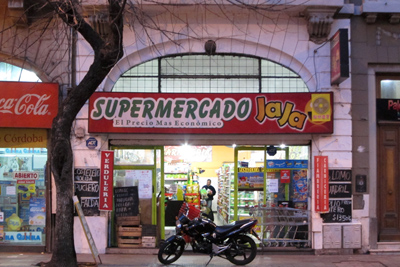 Argentina, Córdoba, chino