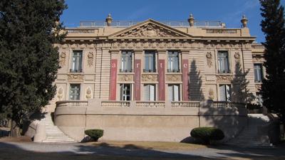 Argentina, Córdoba, Palacio Ferreyra