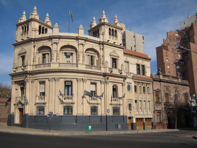 Argentina, Córdoba, casona