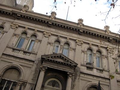 Argentina, Córdoba. Banco Hipotecario Nacional