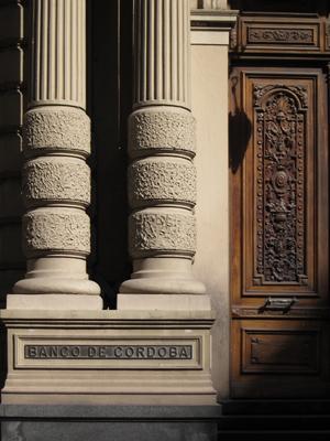 Argentina, Córdoba, Banco de Córdoba