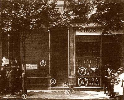 Caras y Caretas #1270, 3 Feb 1923, Varela reenactment
