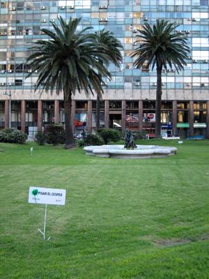 Montevideo, Plaza de la Independencia