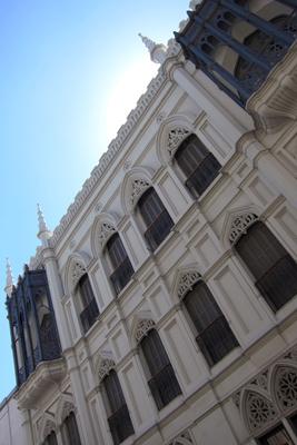 Montevideo, Ciudad Vieja, Junta Departamental