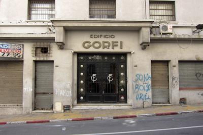 Montevideo, Ciudad Vieja, Edificio Gorfi