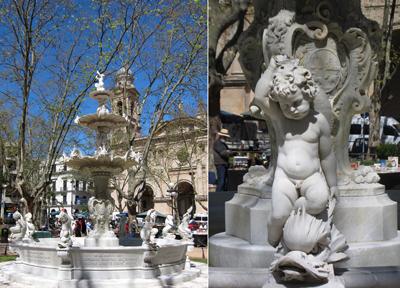 Montevideo, Ciudad Vieja, Plaza Matriz