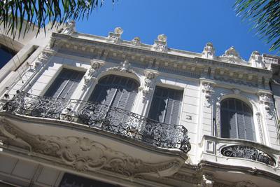 Montevideo, Ciudad Vieja, Beaux-Arts, Art Nouveau
