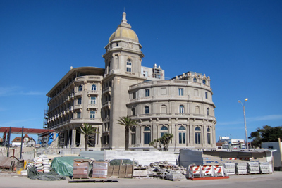Montevideo, Carrasco, casino, Mallet y Dunant, Sofitel