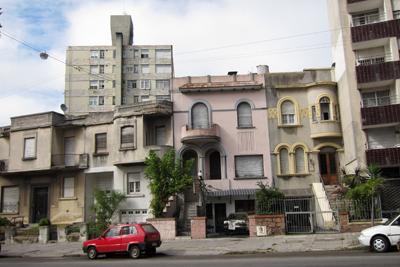 Montevideo, Pocitos, Boulevard España