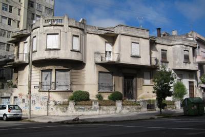 Montevideo, Pocitos, Boulevard España, Art Deco