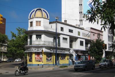 Montevideo, Pocitos, Boulevard España, dome, cúpula