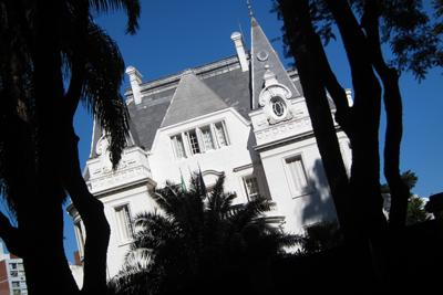 Montevideo, Pocitos, Casa Towers