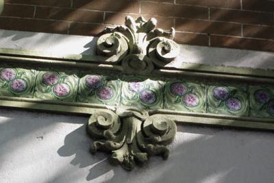 Montevideo, Pocitos, Art Nouveau, tiles, azulejos