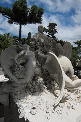 Montevideo, Cementerio Central, Art Nouveau, Domingo Juansolo