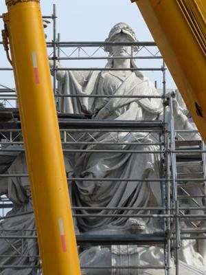 Buenos Aires, Plaza Colón, Monumento a Colón, Columbus monument