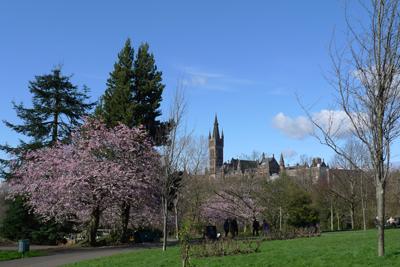 Scotland, Glasgow, West End, Kelvingrove Park