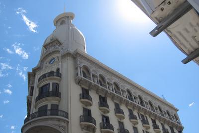 Uruguay, Montevideo, Avenida Agraciada, Casa Soler