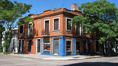 Uruguay, Montevideo, La Aguada
