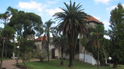 Uruguay, Montevideo, Parque Rodó