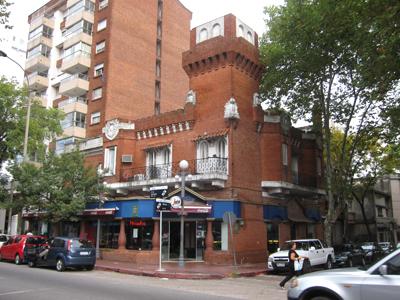 Uruguay, Montevideo, Punta Carretas, 21 de Setiembre
