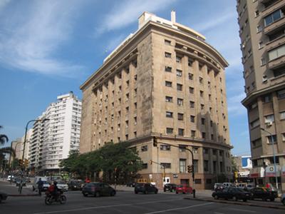 Uruguay, Montevideo, Avenida Lavalleja