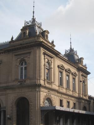 Uruguay, Montevideo, La Aguada, Estación Central General Artigas