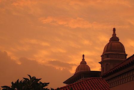 Montevideo, Uruguay, sunset, atardecer, Punto Carrasco