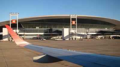 Uruguay, Montevideo, Carrasco, aeropuerto, airport