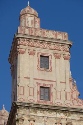 España, Spain, Cádiz, Casa de las Cuatro Torres