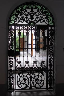 España, Spain, Cádiz, door, patio