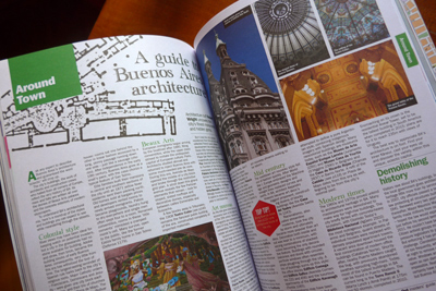 Time Out, Buenos Aires, architecture, guide, Endless Mile